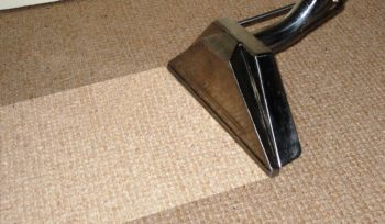 domestic carpet cleaning hull