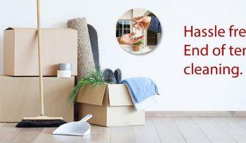 End of tenancy cleaning in York